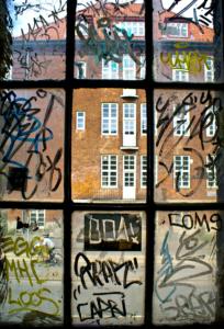 anti-graffiti window film Denver