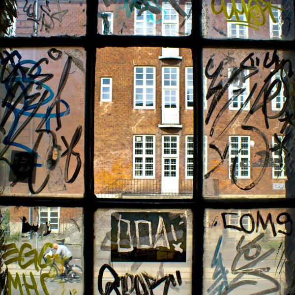 Llumar Graffiti Series Scottish Window Tinting