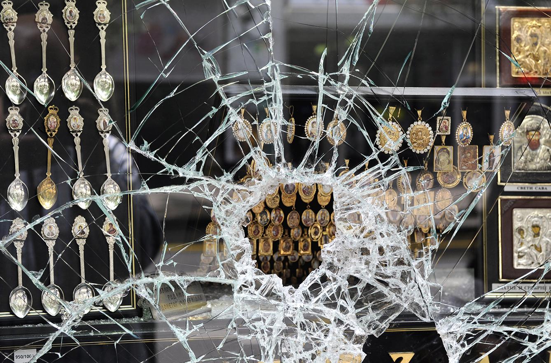 theft prevention window film