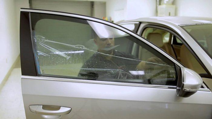 Llumar Automotive Clear Window Film Scottish Window Tinting