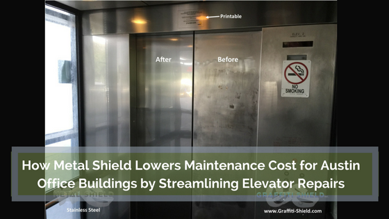 How Metal Shield Lowers Maintenance Cost for Austin Office Buildings by Streamlining Elevator Repairs