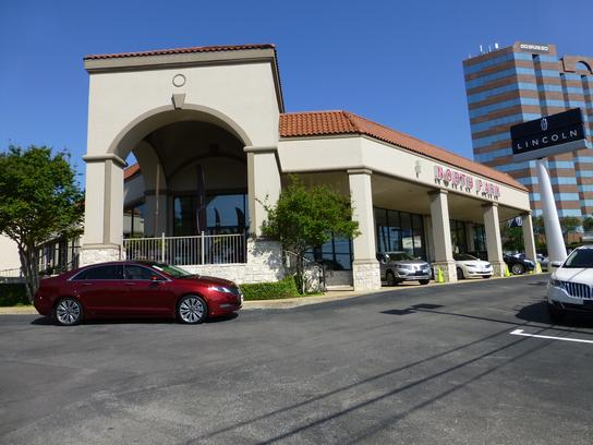 north park lincoln dealership commercial window tinting