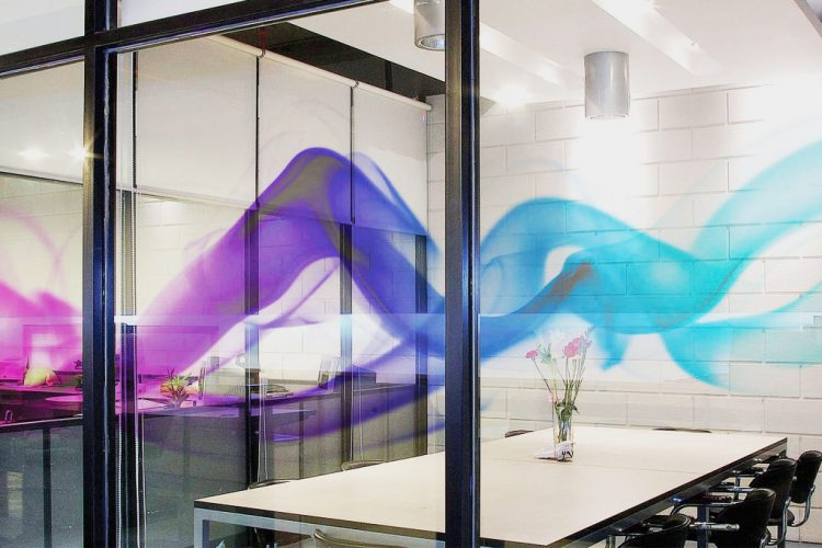 Decorative & Branding Window Film for Fort Collins Offices
