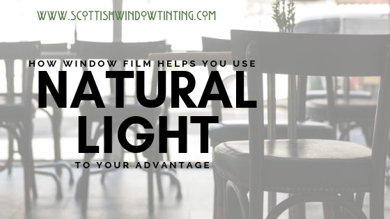 How To Use Natural Light To Your Advantage In Your Colorado Springs Home with Window Film