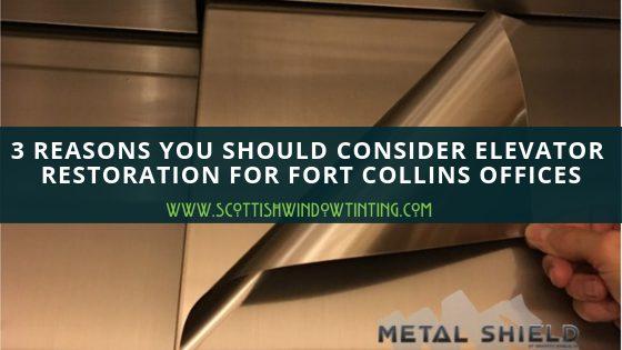 3 Reasons You Should Consider Elevator Restoration for Fort Collins Offices