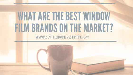 What are the best home window film brands on the market?