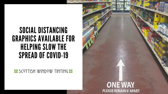 Social Distancing Graphics Available for Helping Slow the Spread of COVID-19