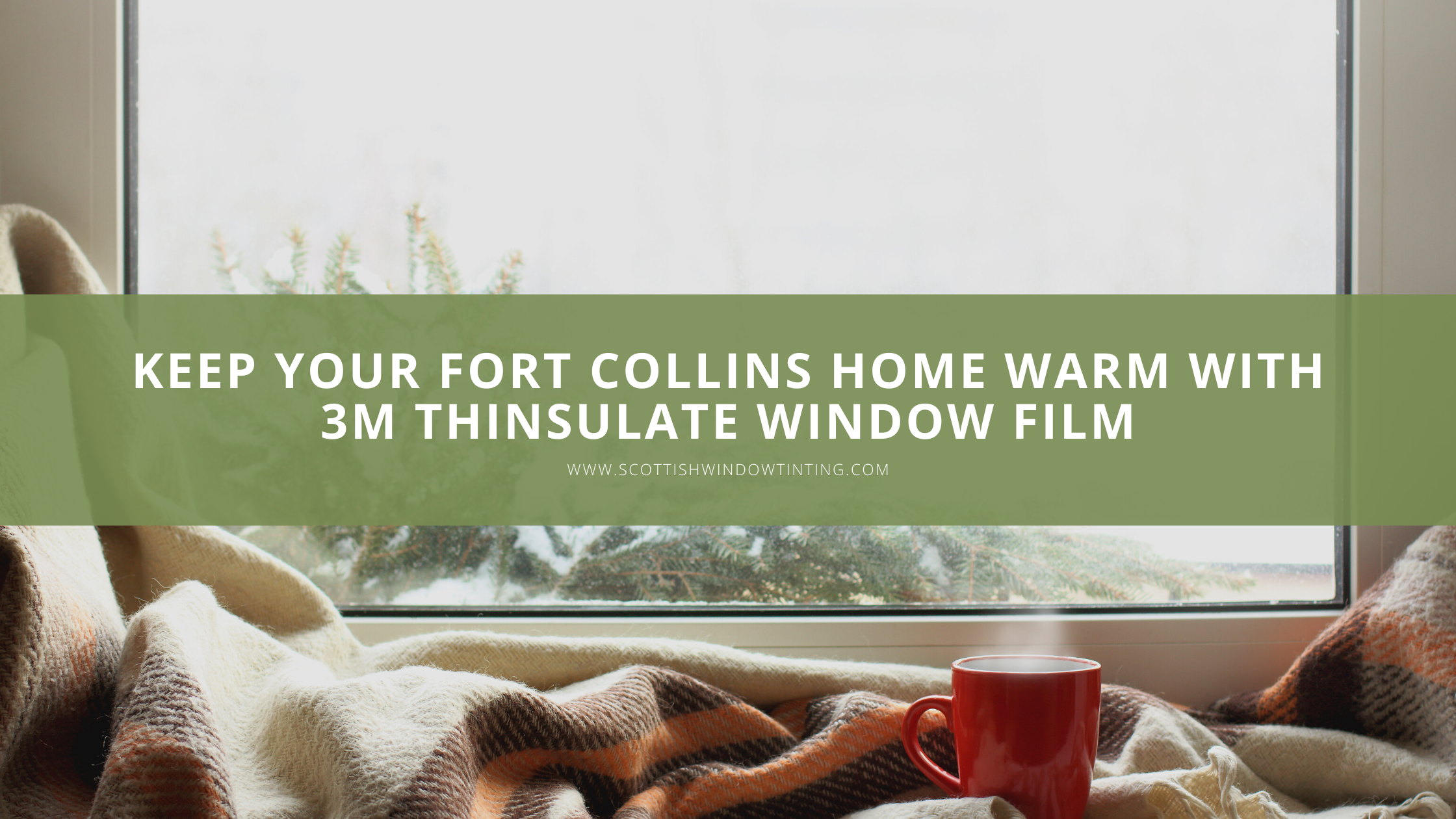 Keep Your Fort Collins Home Warm With 3M Thinsulate Window Film