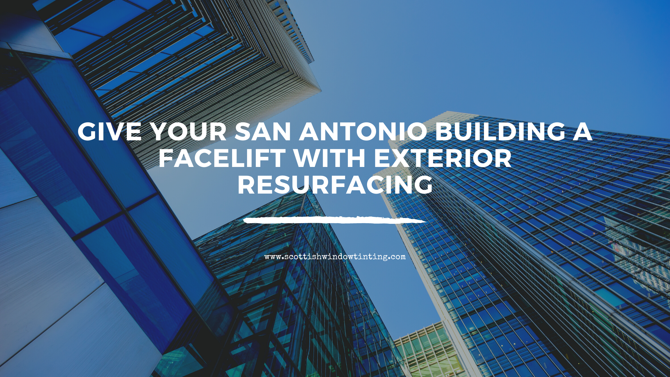 Give Your San Antonio Building a Facelift with Exterior Resurfacing