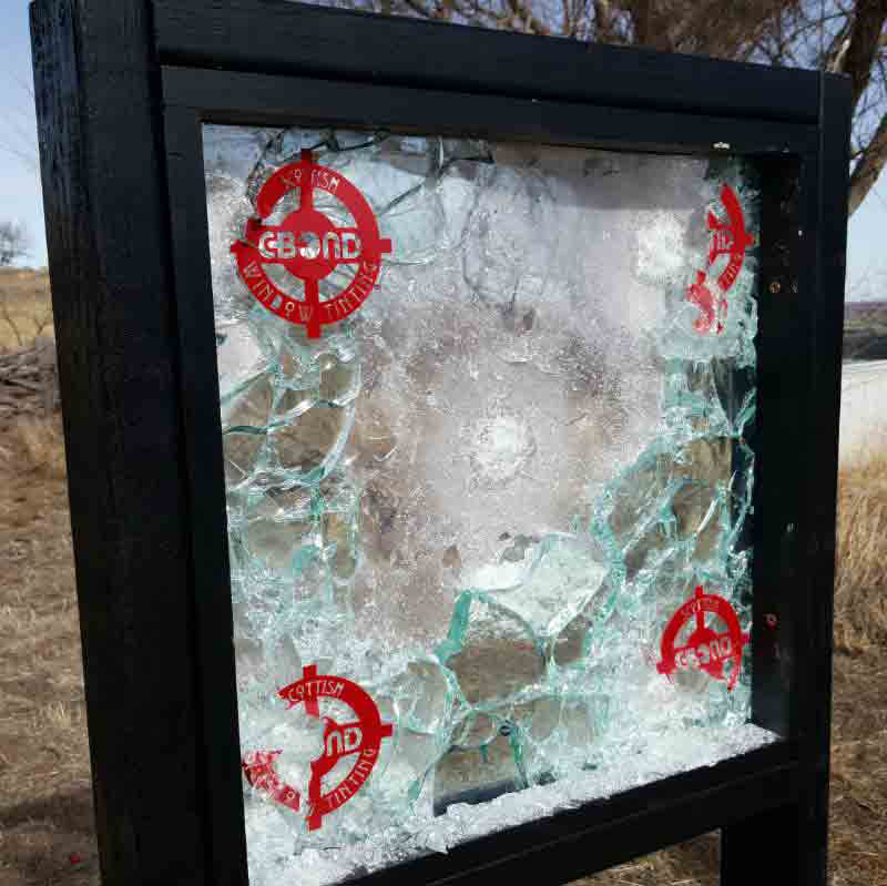 security ballistic resistant window film fort worth